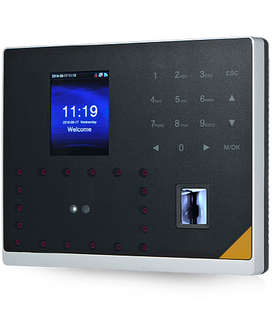 Reloj control de asistencia SMB101