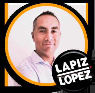 Ricardo Rojas, Lapiz Lopez